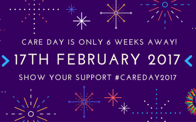 Care Day 2017 is only 6 weeks away !