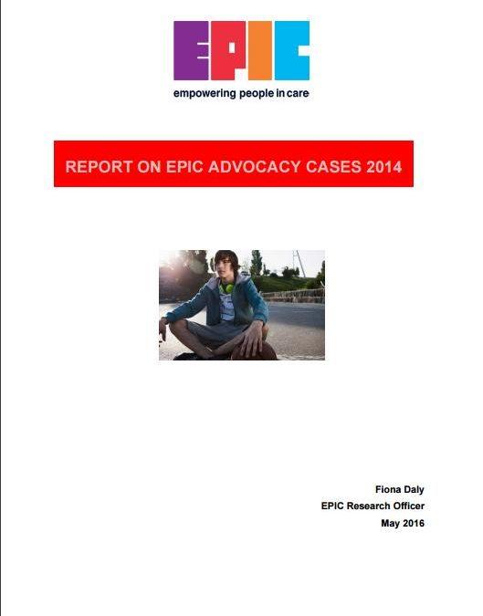 Advocacy Case Report 2014