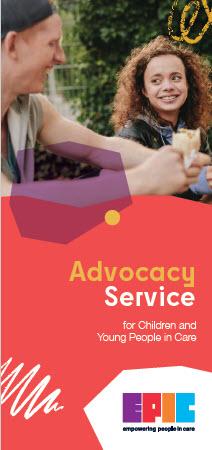Get the Advocacy Service Leaflet (PDF)