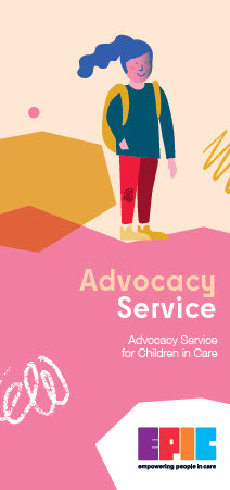 Advocacy Service Leaflet - For Children under 12(PDF)